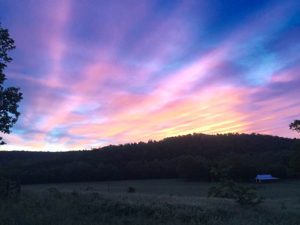 sunrise over field - washington county guide